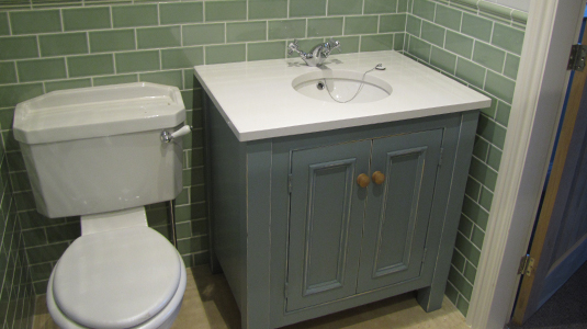 Bathroom Example by Little england
