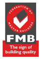 We are part of the Federation of Master Builders