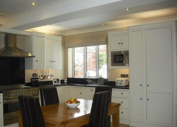 Little England Kitchen Example 1