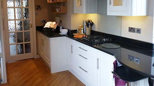 Kitchens made by Little England