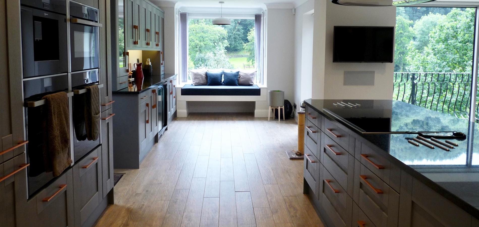 Beautiful bespoke handmade kitchens