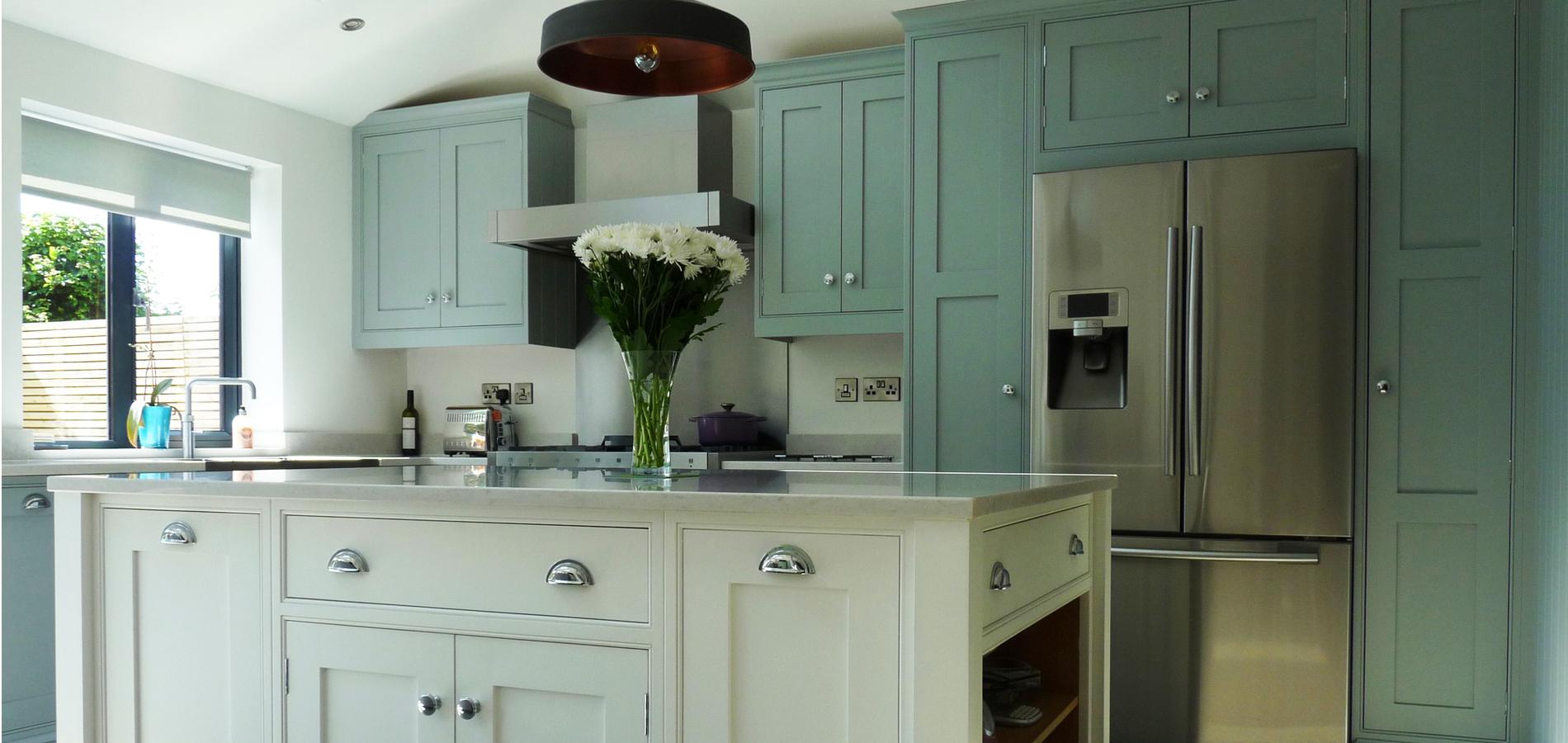 Handmade & Bespoke Kitchens