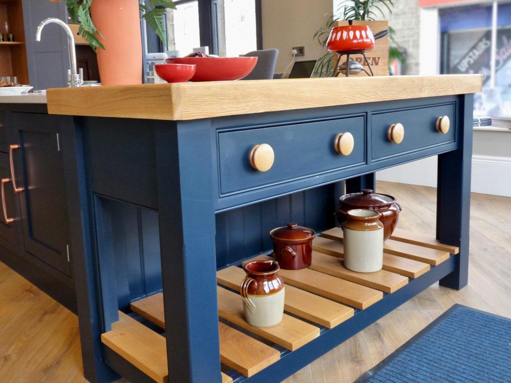 Little England Kitchen Showroom Bingley 1