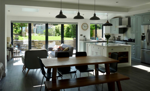 Open Plan Home Conversions