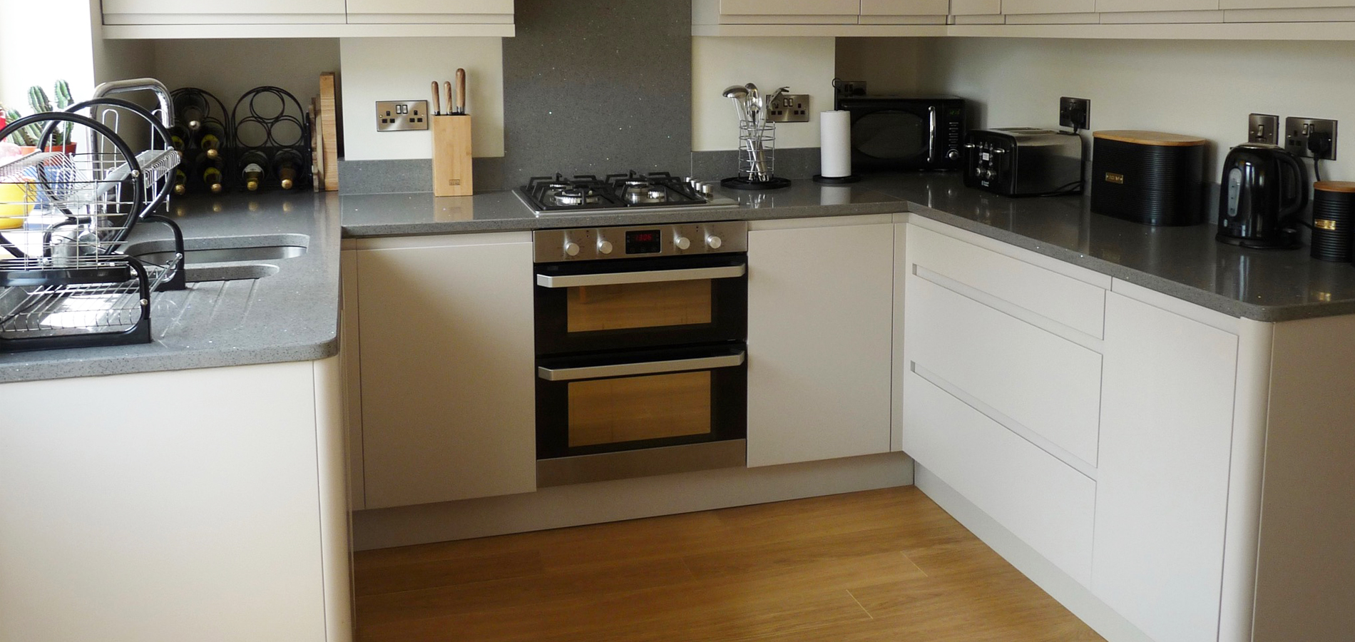 Handmade Modern Kitchens